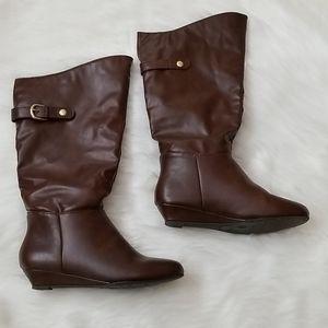Merona Brown Boots!